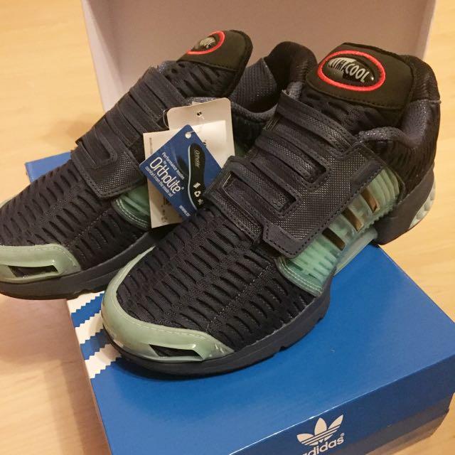 e7a2a03527d0 adidas Originals CLIMACOOL 1 CMF (Midnight Grey Core Black Tactile Green)