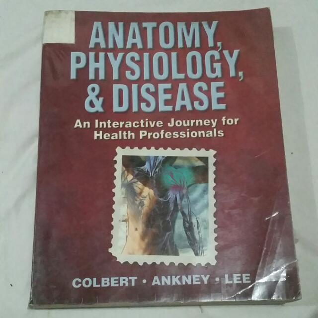 Anatomy And Physiology Nursing Book, Textbooks on Carousell