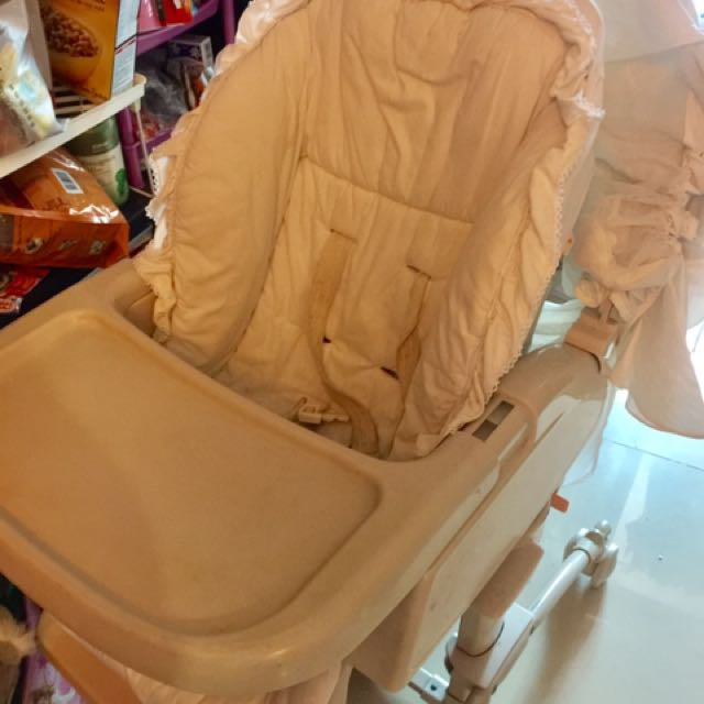 Apica High chair