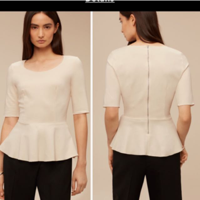 Aritzia Babaton Blouse 👏PRICE DROP👇