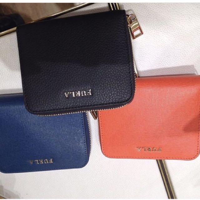 Authentic Furla Wallets