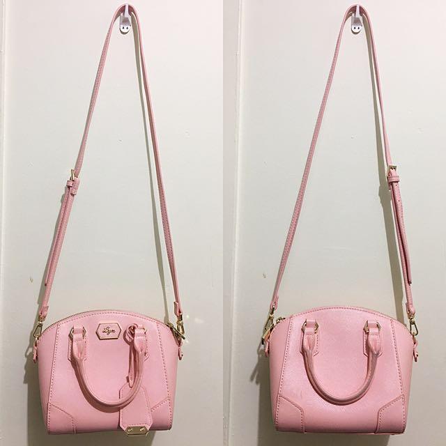 Authentic LYN Shoulder Bag