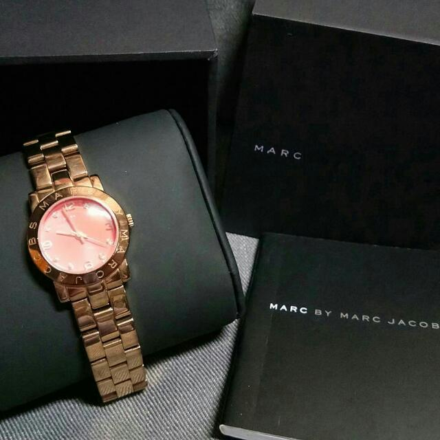 Authentic Marc Jacobs Watch (ladies)