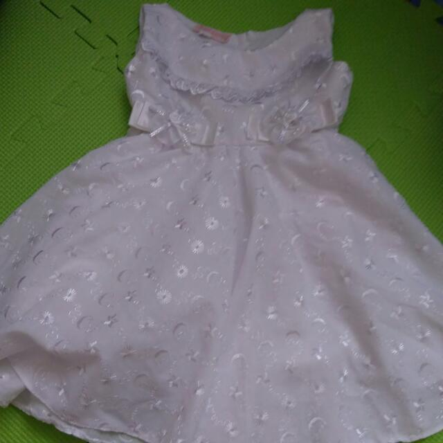 Baby Baptismal Dress