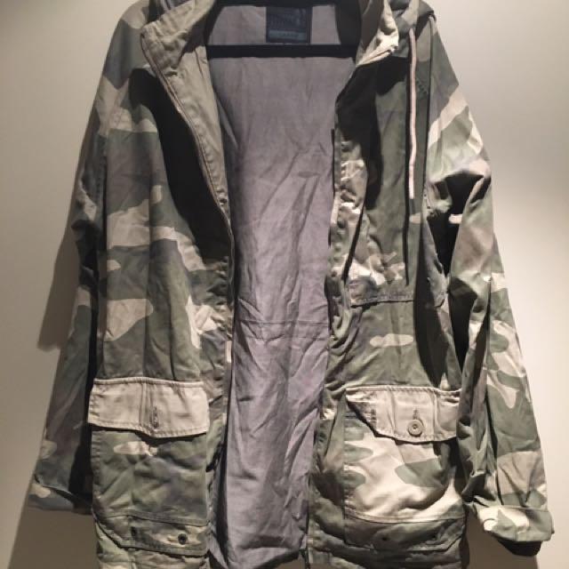 Bauhaus Camo Jacket