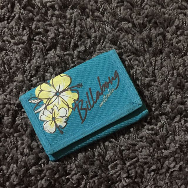 Billabong Wallet (authentic)