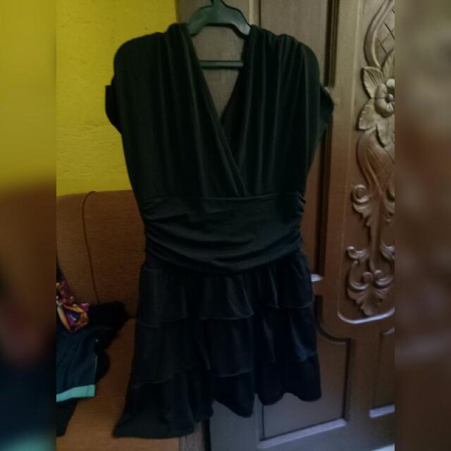 Black Dress From BoardWalk