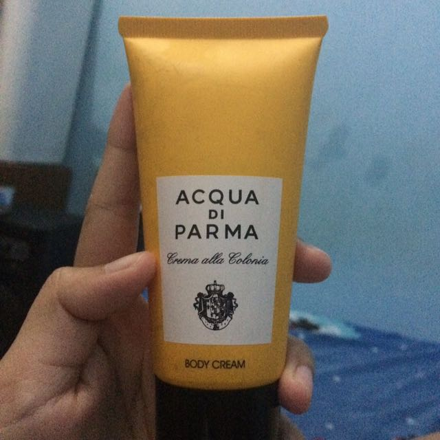 Body Cream Acqua Di Parma Made In Italy