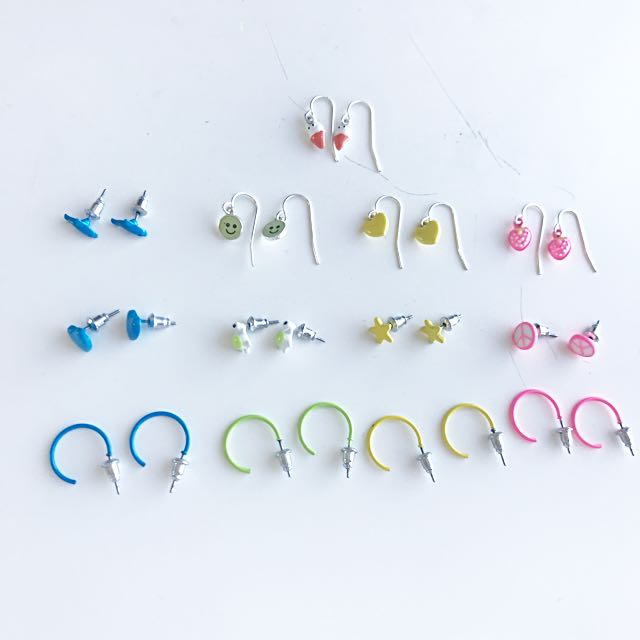 Colourful & Fun Jewelry pieces !
