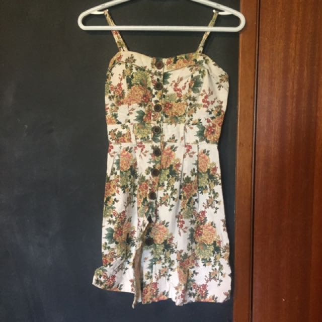 Country Inspired Dress - Small