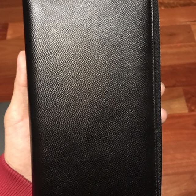 Country Road Travel Wallet