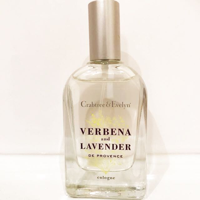 Crabtree&Evelyn Verbena And Lavender EDT