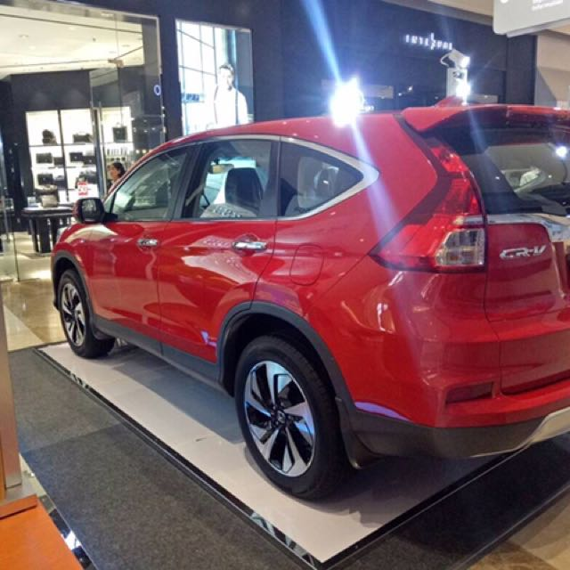 CRV PRESTIGE RED COLOUR Cars For Sale On Carousell