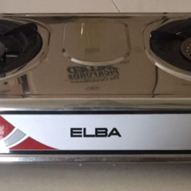 Dapur Gas Elba Stove Kitchen