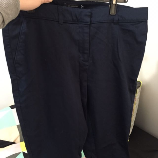 Dark Blue Dress Pant (glassons)
