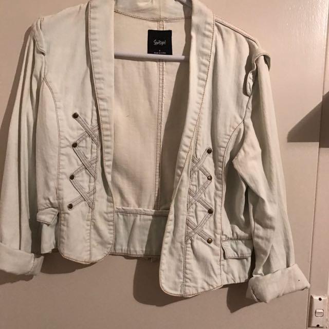 Denim Sportsgirl Jacket