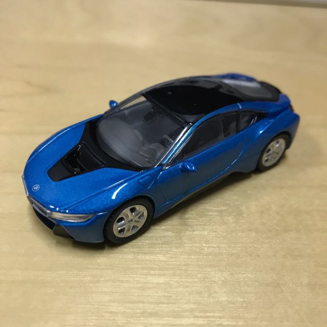 Diecast 1 64 Bmw I8 Toys Games Other Toys On Carousell