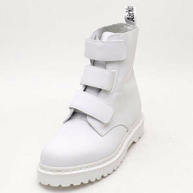 search for genuine agreatvarietyofmodels elegant in style Dr Martens Coralia White Boots, Men's Fashion, Footwear on ...