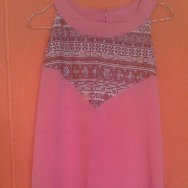 Dress Batik Etnik