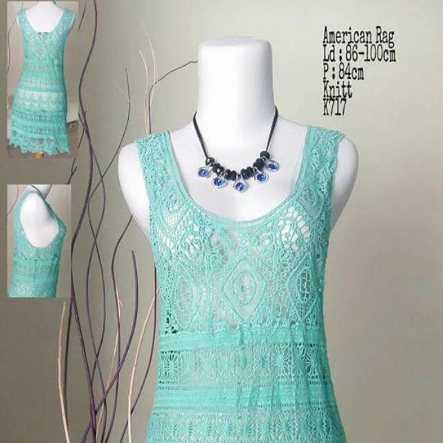 Dress Knit Tosca