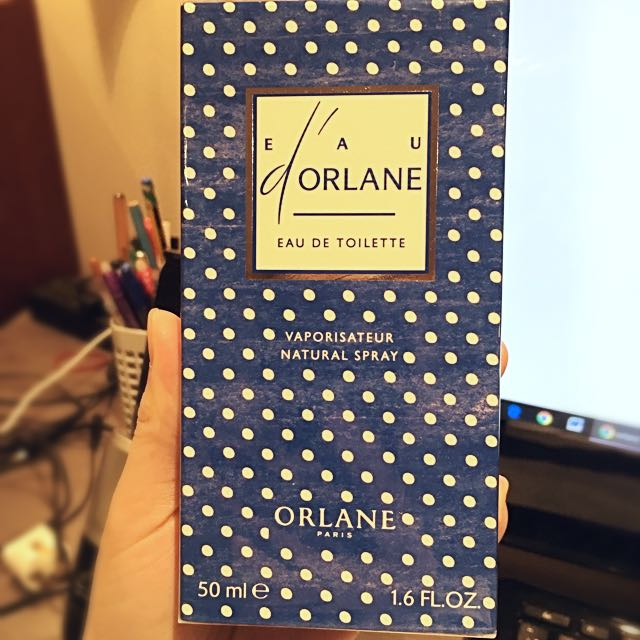 Eau D'Orlane By Orlane Eau De Toilette Spray