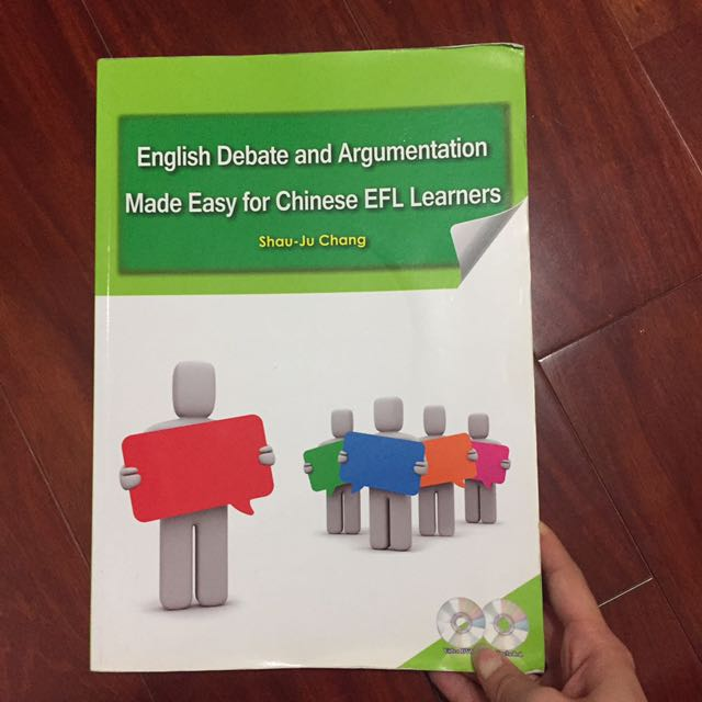 English Debate and Argumentation