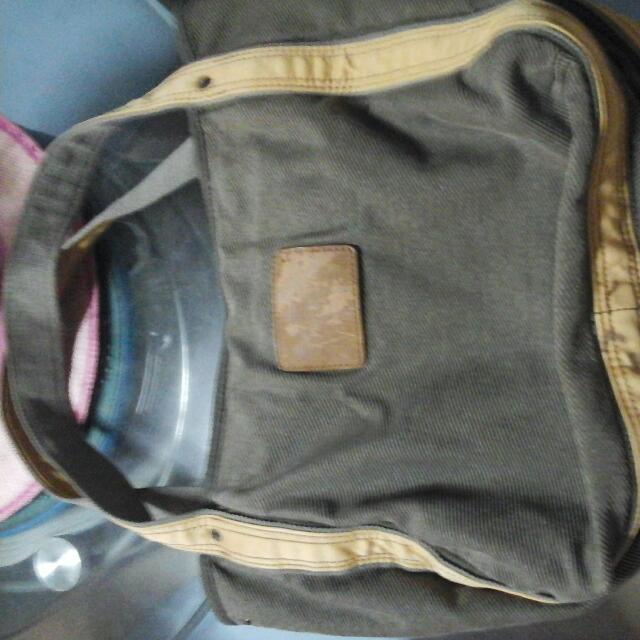 Esprit De Corps Canvass Bag