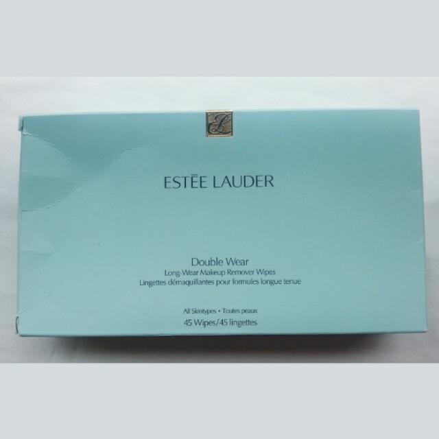 Estee Lauder Double Wear Makeup Remover Wipes