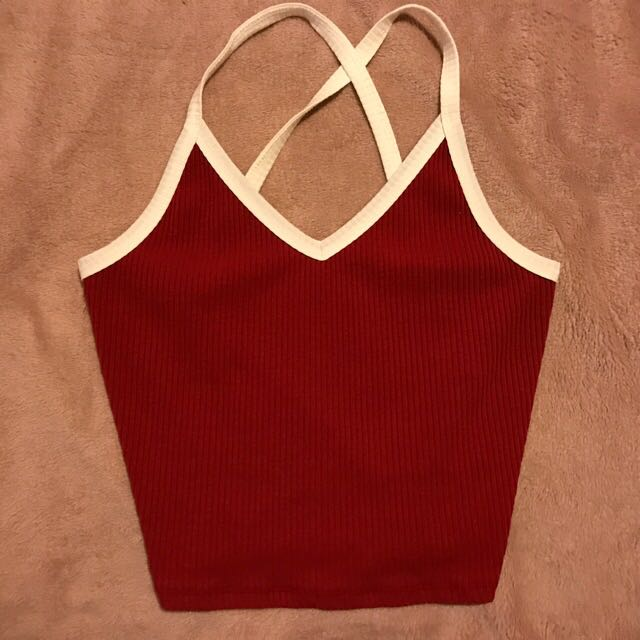 Fitted Singlet Top