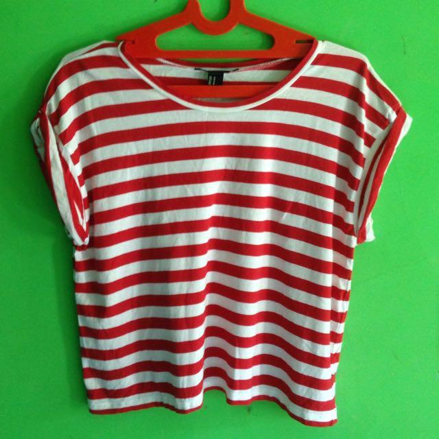 (Preloved) Forever 21 Kaos/blouse/tshirt