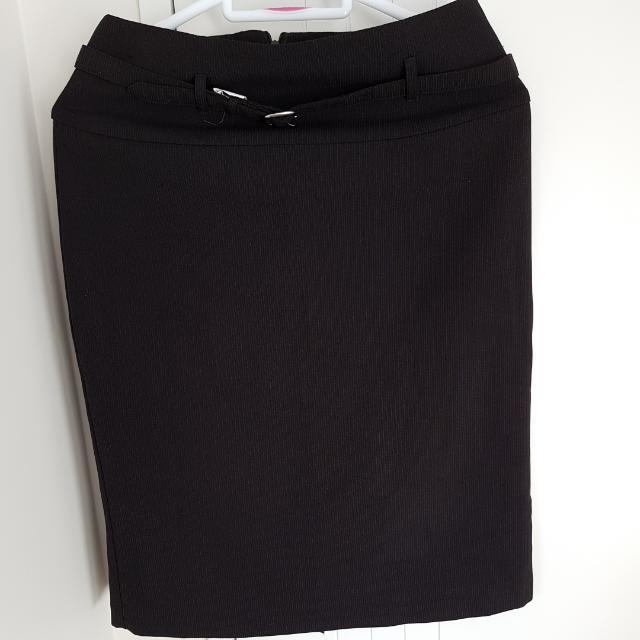 Formal Mid-length Skirt
