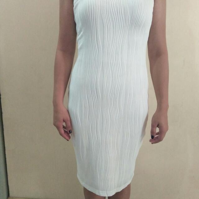 Studio S Formal White Dress