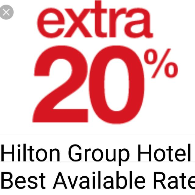 Free  Hilton Group Hotel Discount CODE/ LINK  for using  at Americas (Canada, United States, Brazil, Mexico etc.), Hawaii and the Caribbean