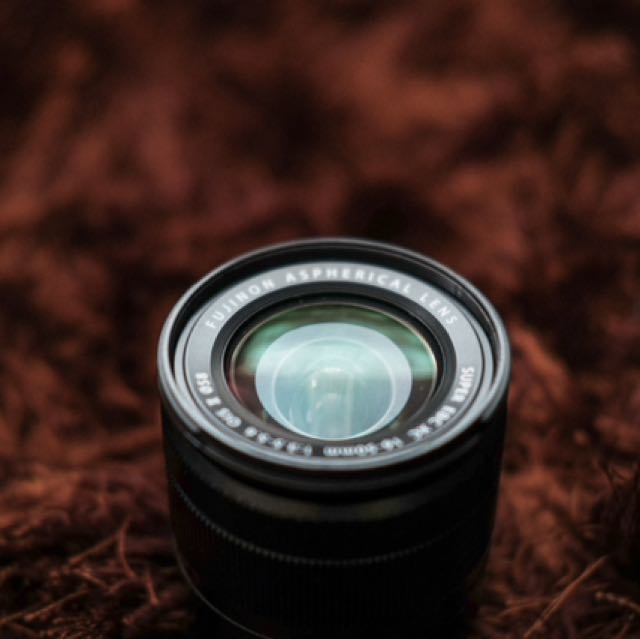 Fuji 16-50mm f3.5-5.6 OIS