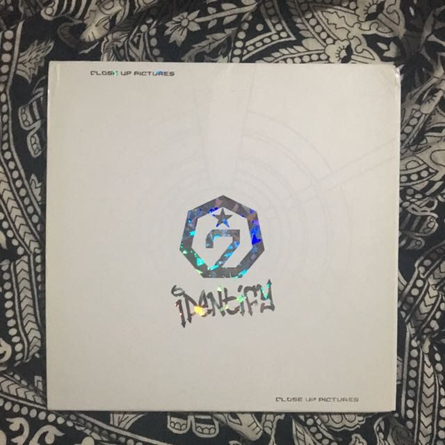Got7 Identify Album