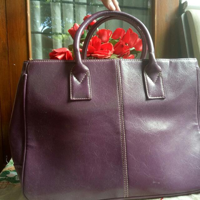 Handbag Ungu