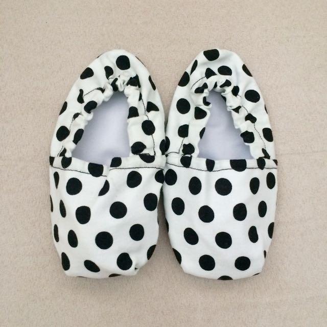 Handmade Soft Prewalker Shoes