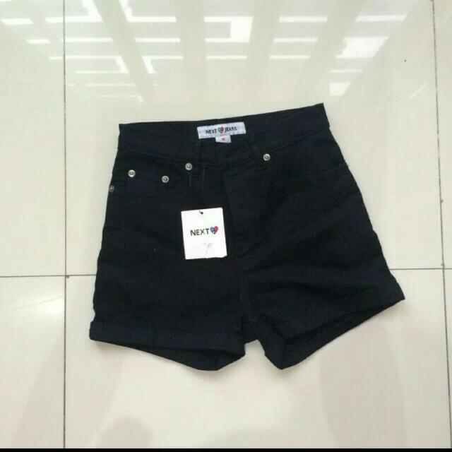 Highwaist Next Jeans Shorts