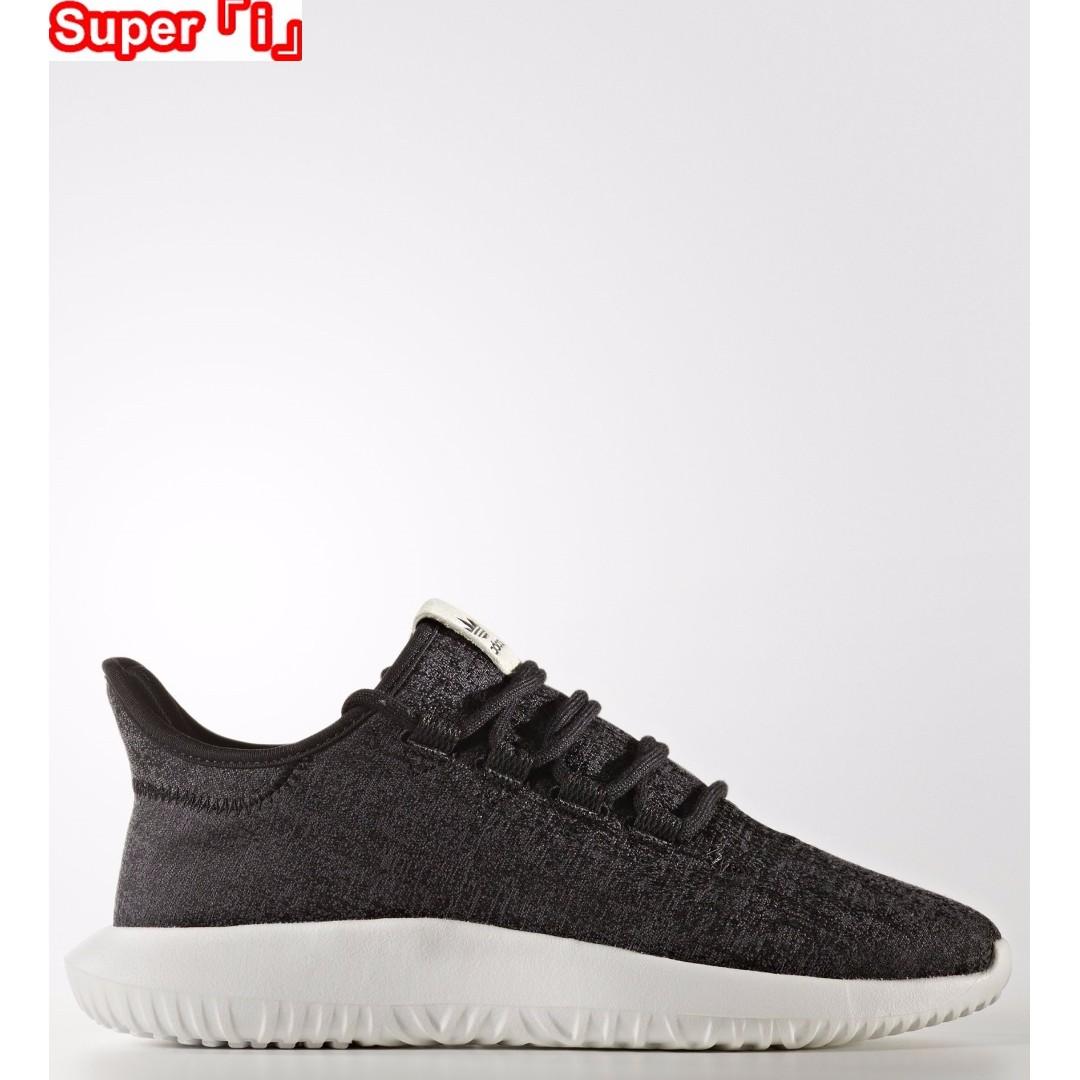 「i」【預購】 Adidas TUBULAR SHADOW BY2121 女 黑灰 愛迪達 三葉草 Y350平民