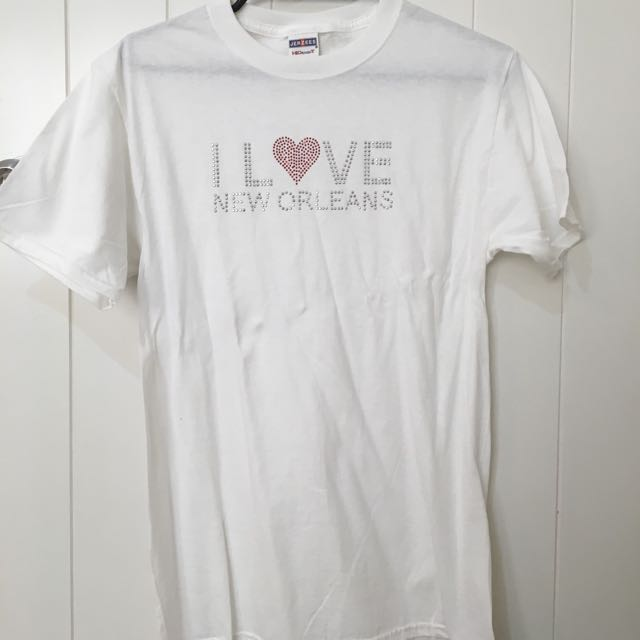 I Love New Orleans Top