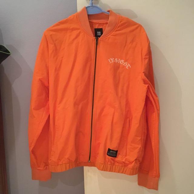 Insight Orange Jacket