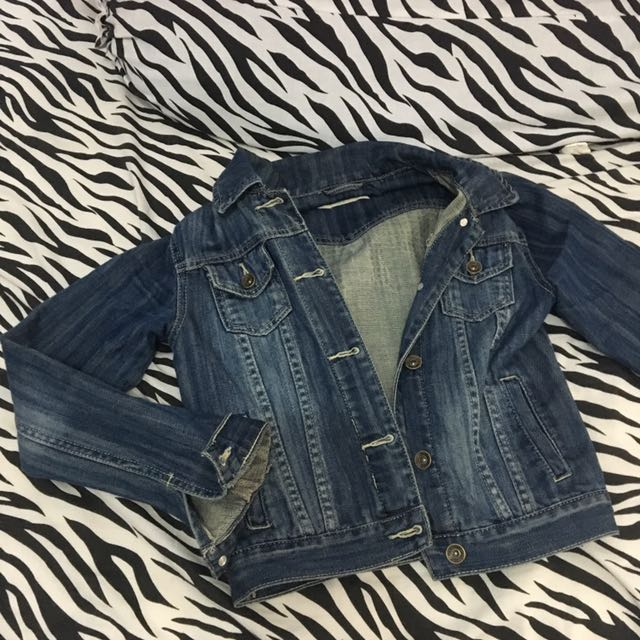 Jacket Jeans Painting