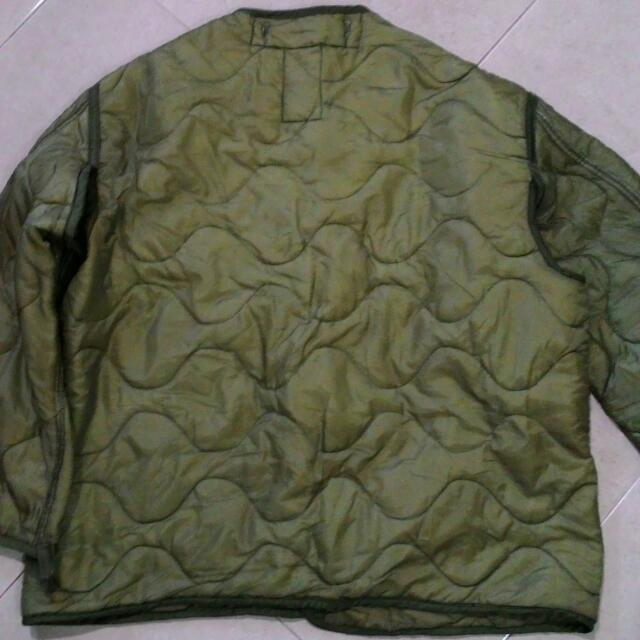 Jacket Liner Army M65
