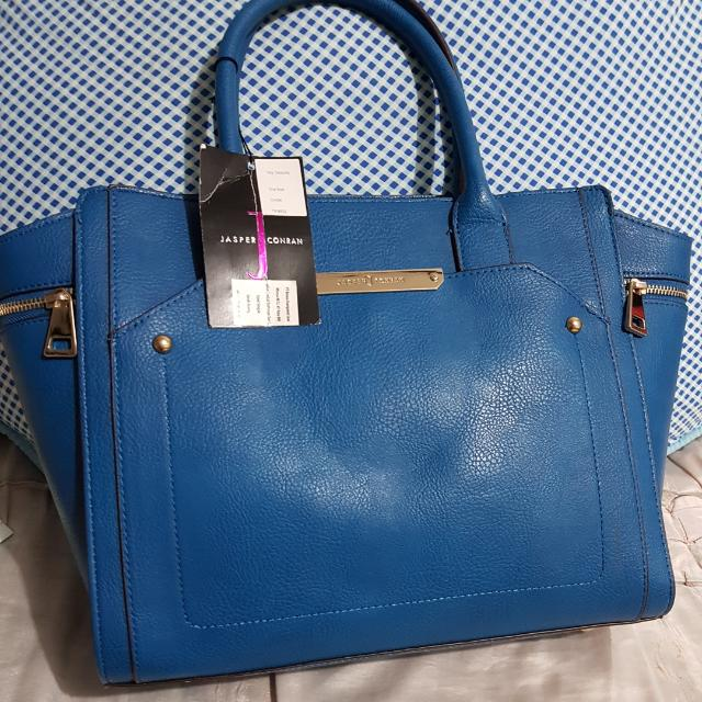 Jasper Conran Blue Bag
