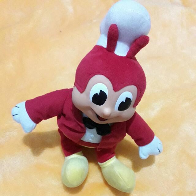 jollibee stuffed toy