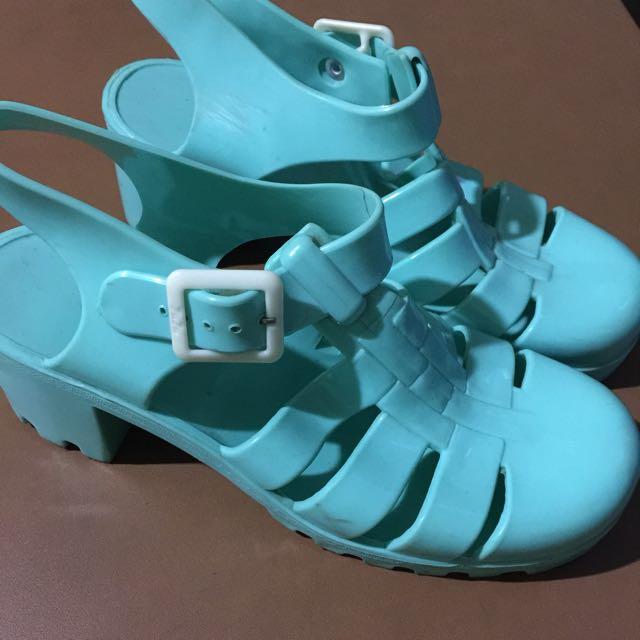 Juju Mint Heels