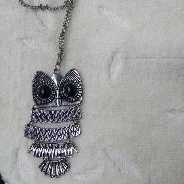 Kalung Owl (Burung Hantu)