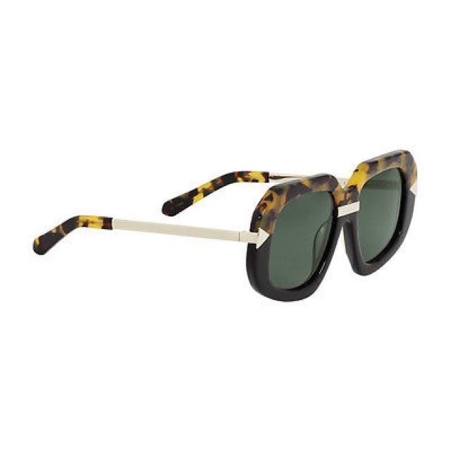 Karen Walker Hollywood Creeper G15 Mono Lens Sunglasses KAS1501410 - paypal, no pickup