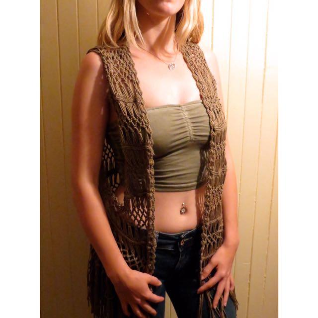 Knit Cardigan by Love & Liberty