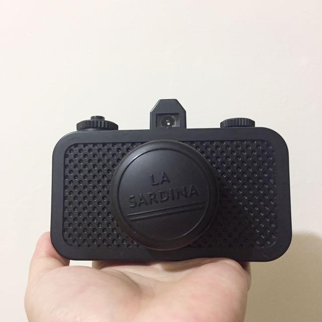 La Sardina 底片相機 底片 相機